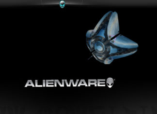 Dell Alienware with Intel 7th generation Kaby Lake quad-core processors