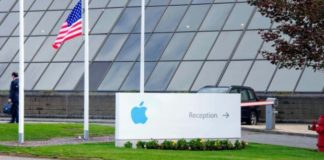 Apple Operations International in Hollyhill, Cork, Ireland