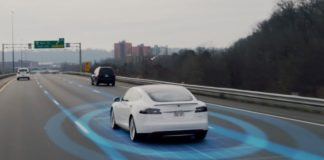 Tesla Autopilot 8.1 rolling out to next generation Tesla EVs