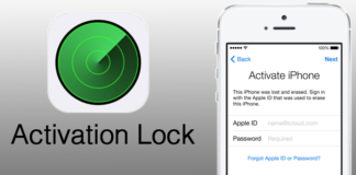 Apple removes activation lock status checker on Find My iPhone