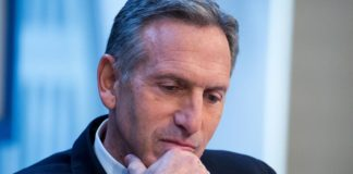 CEO Howard Schultz says Starbucks will hire 10,000 refugees in 75 countries