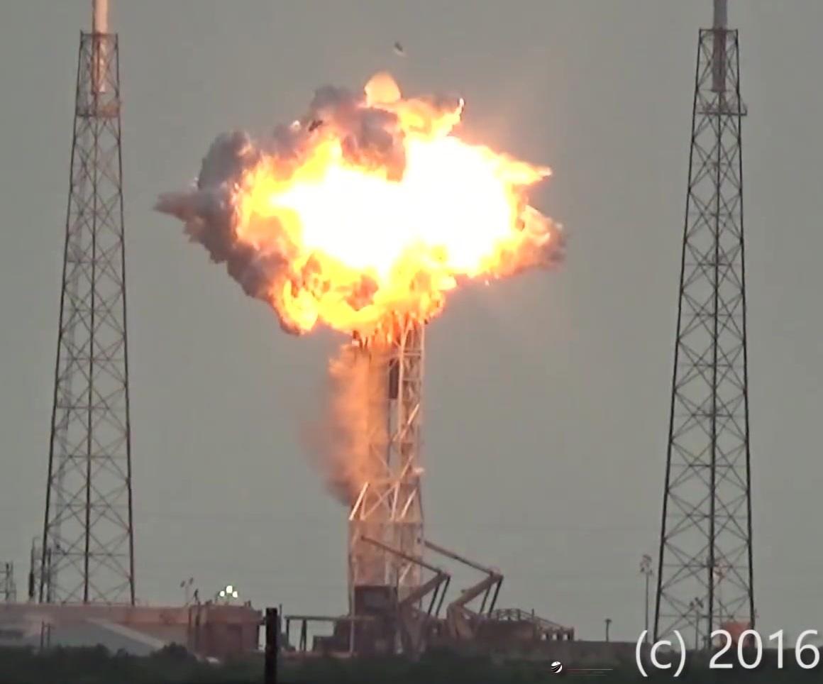 Falcon 9 Explosion Traced to Pressure Vessel Failure ...