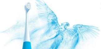 World's first AI toothbrush