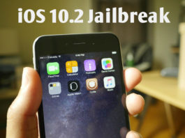 Preparing for an iOS 10.2 jailbreak