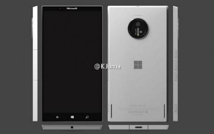surface phone leaked photos