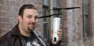 Roam-E selfie drone