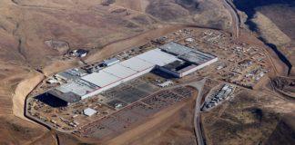 Gigafactory production starts