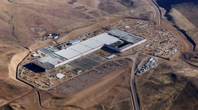 Gigafactory production starts