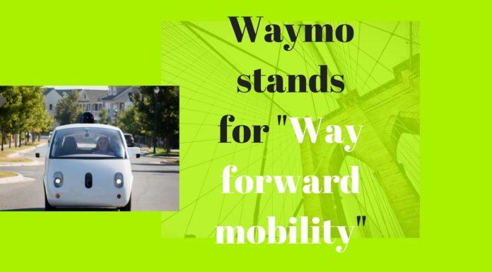 Waymo self driving car tests
