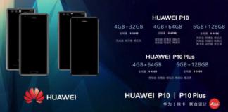 Huawei P10 and Huawei Watch 2 launching at MWC 2017 (Mobile World Congress)