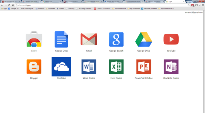 Is Google Chrome the best browser to run Office 365 cloud applications