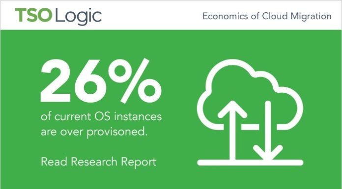 TSO Logic research report shows that enterprises cannot afford to ignore the cost benefits of cloud computing
