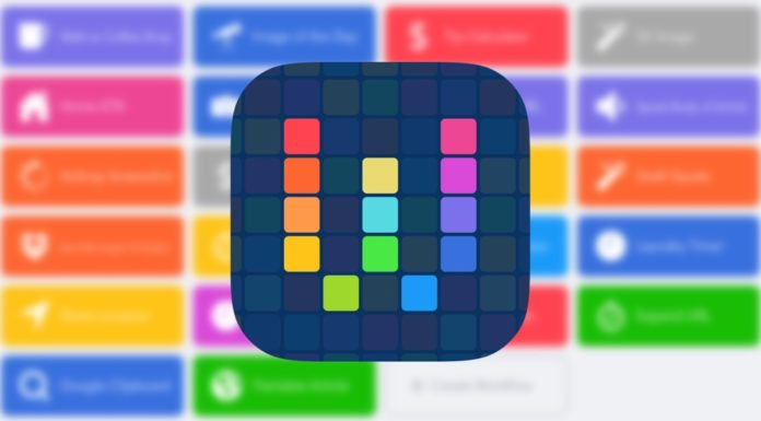 Apple acquires workflow along with talent. Implications for iOS 11 and iPhone Edition