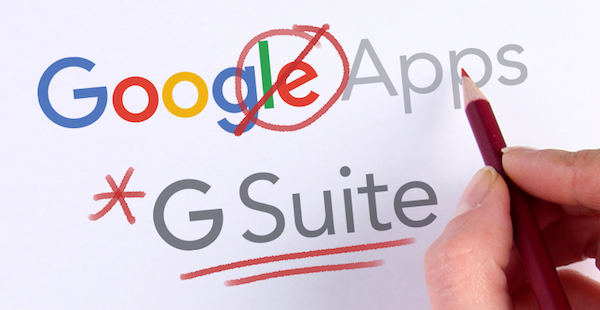 G Suite office productivity and collaboration SaaS applications getting upgrades and new features