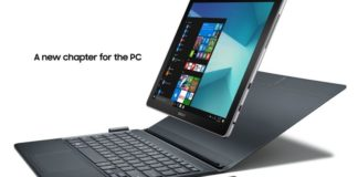 Surface Pro 4 and Samsung Galaxy Book