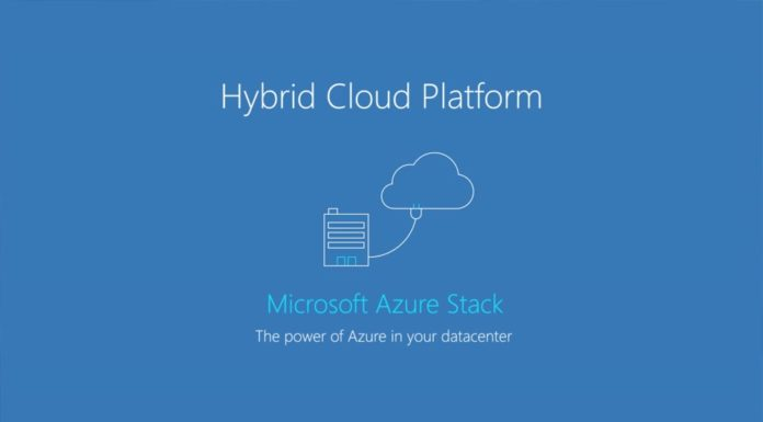 Azure Stack brings the power of cloud computing to in-house datacenters