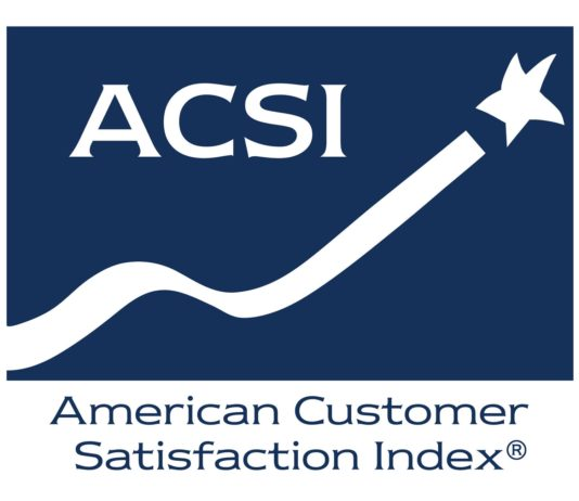 Amazon pegged at #1 spot in the American Consumer Satisfaction Index