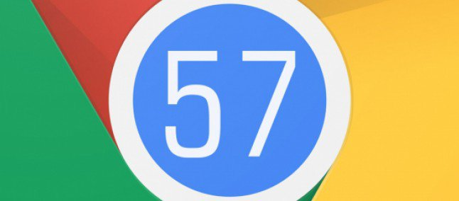 Google Chrome 57 for Android