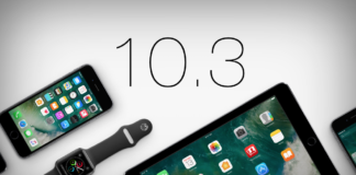 iOS 10.3 may release in March 2017