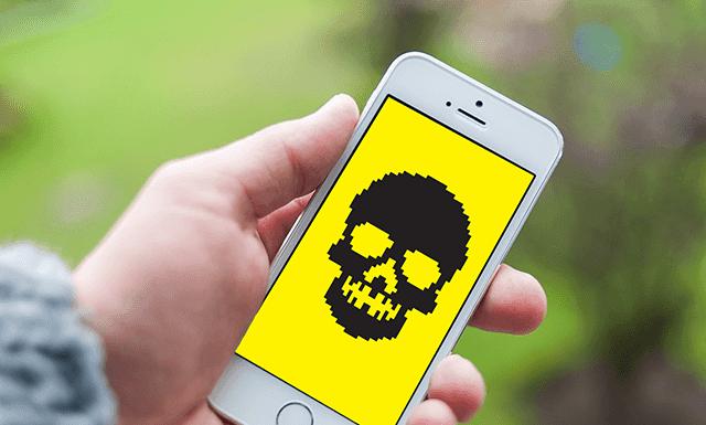 massive hack on iphone user data