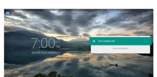 Meet by Google Hangouts could be launched next week