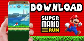 super mario run for android devices on play store