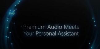 Cortana with Harman/Kardon audio smart speaker