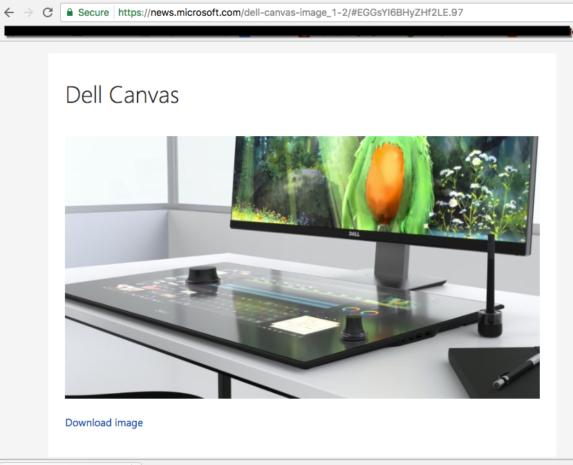 Tesla Update >> Dell Canvas on Microsoft News - 1redDrop