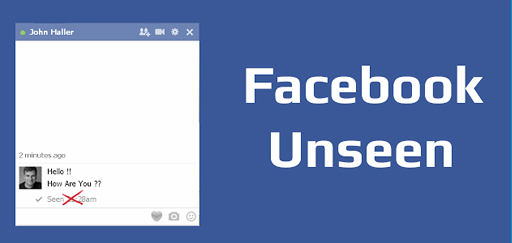 unseen facebook google chrome