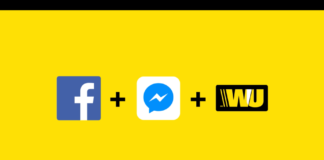 Facebook Messenger Western Union bot