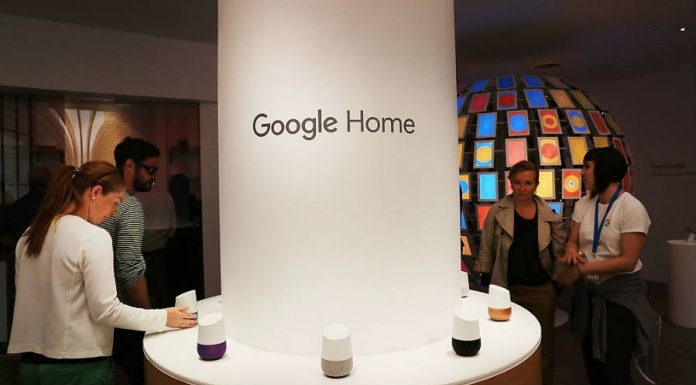 Google Home multi-user support coming