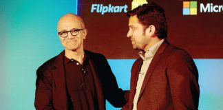 Microsoft investment in Flipkart