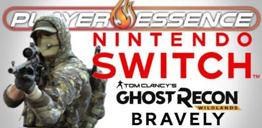 Nintendo Switch Tom Clancy Ghost Recon