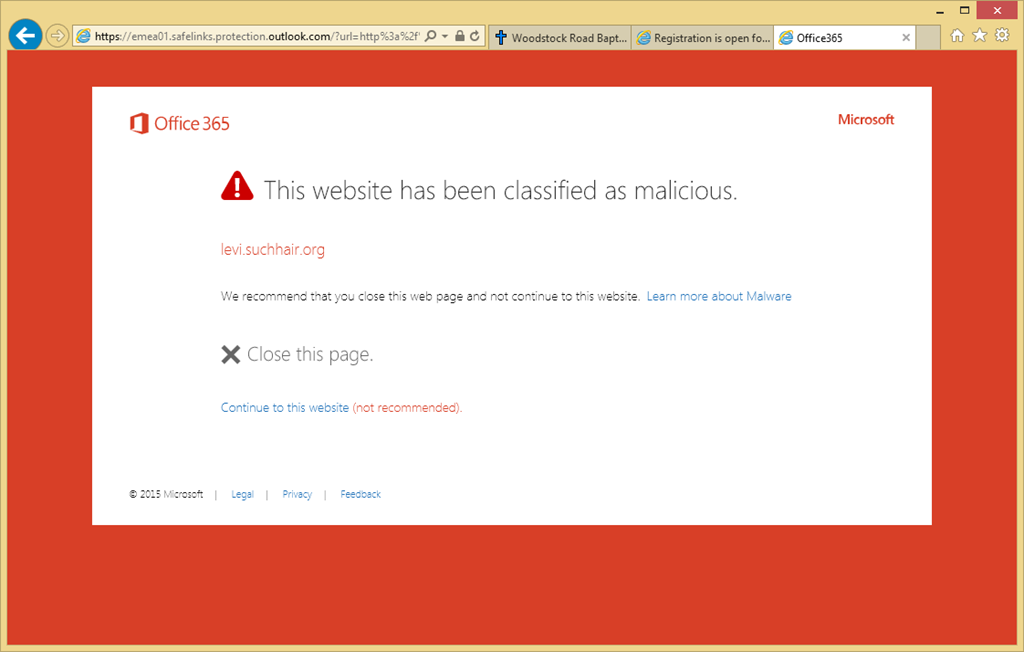 Office 365 Safe Links For Office Online Products 1reddrop
