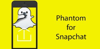 Phantom for Snapchat - sideload with no iOS 10.3 jailbreak required