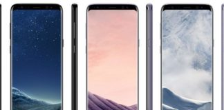 AT&T update for Samsung Galaxy S8 and S8 Plus (S8+)