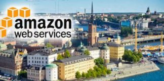 AWS announces Sweden datacenters for 2018
