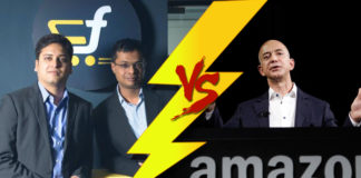 Amazon vs Flipkart - Hotter than the hottest Bollywood action blockbuster