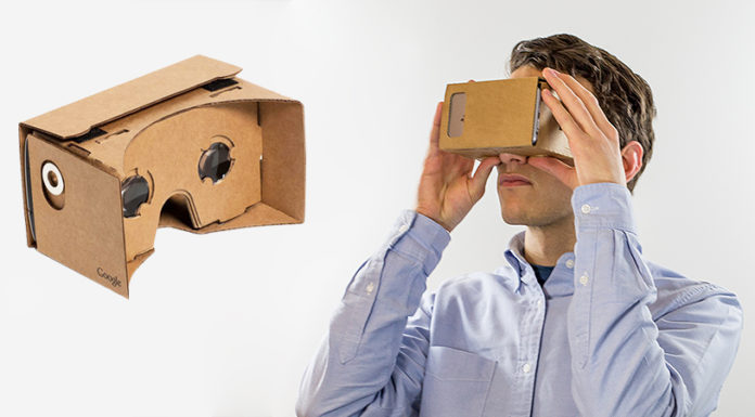 google chrome android google cardboard VR