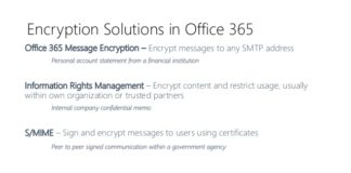 office 365 in financial institutions