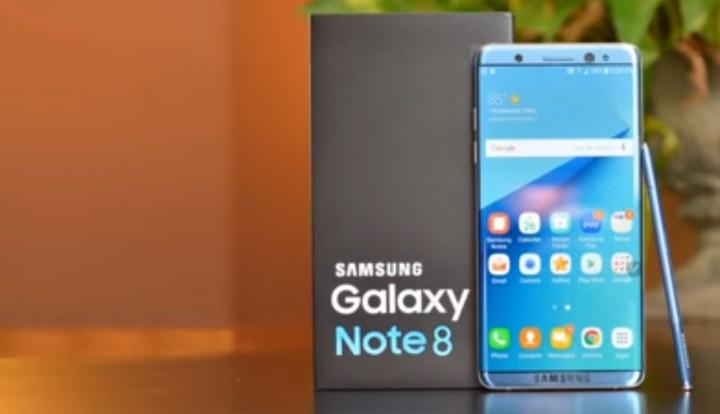 Galaxy Note 8 Photo Leak Device Follows S8 Plus Design Flow