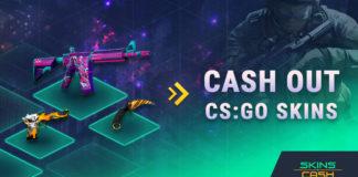 CS:GO sell skins for money
