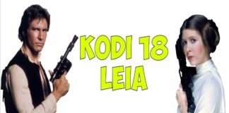 Kodi 18 Leia Developer Builds ready for download