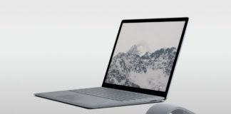 New Surface laptop launches for students, runs Windows 10 S