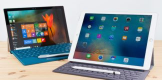 Surface Pro 5 vs iPad Pro 2 - an unfair, irrelevant and misleading comparison
