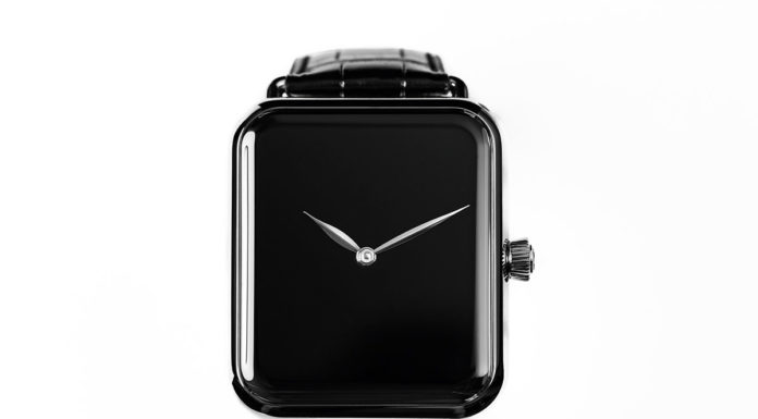 Apple Watch knock-off from H. Moser