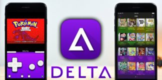 delta emulator beta 4 sideload to iOS 10.3.1 iphone and ipad