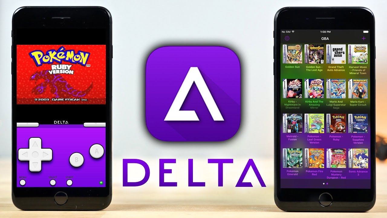 Play Classic Nintendo Games on iOS 10.3.1 with Delta Emulator Beta 4 ...