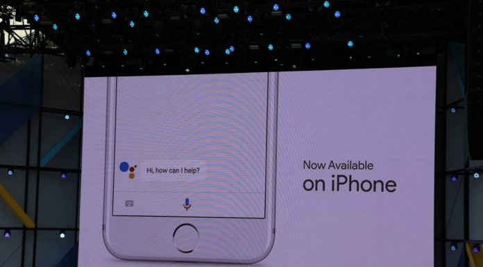 google-assistant-iphone iOS