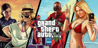 Grand Theft Auto 5 for Android - APK file